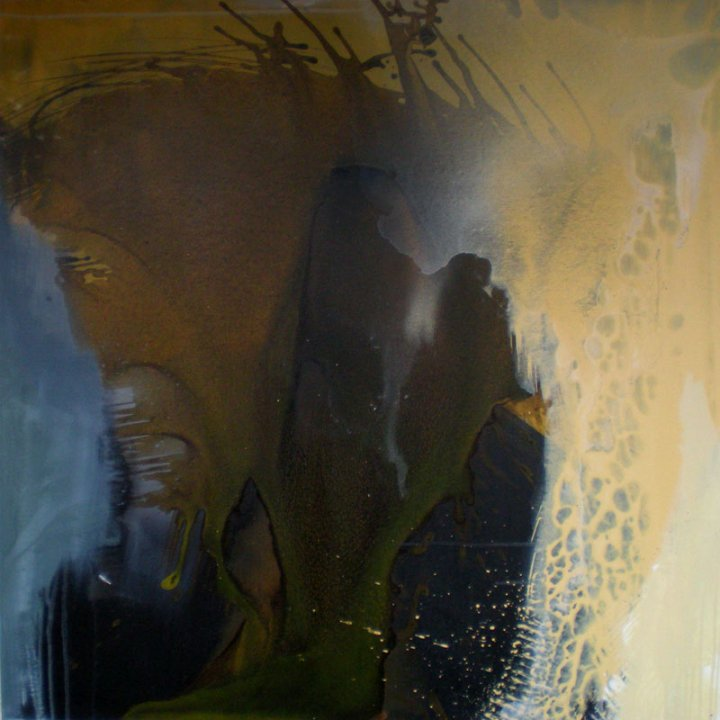 johann moser - acryl abstraktion 2010-5